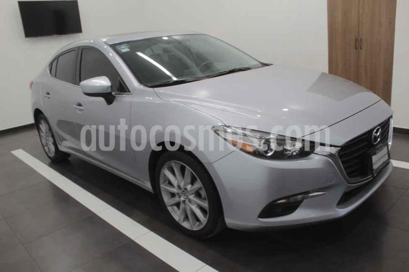 Mazda 3 Hatchback s usado (2018) color Gris precio $279,000