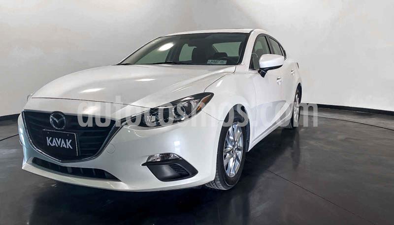 Mazda 3 Hatchback i Touring Aut usado (2016) color Blanco precio $202,999