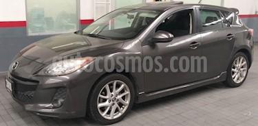 Mazda 3 Hatchback 5p Hatchback s L4/2.5 Man usado (2013) color Gris precio $158,000