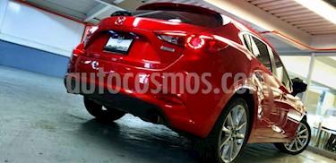 Mazda 3 Hatchback i Touring Aut usado (2018) color Rojo precio $319,000