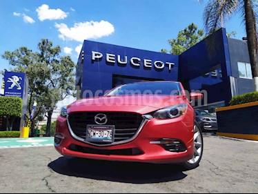 Mazda 3 Hatchback i Touring usado (2018) color Rojo precio $264,900