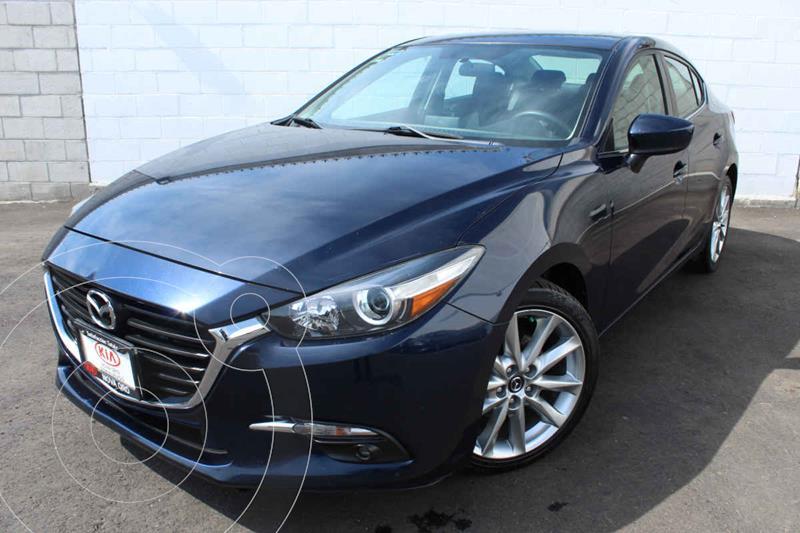 Foto Mazda 3 Hatchback s Aut usado (2017) color Azul precio $255,000