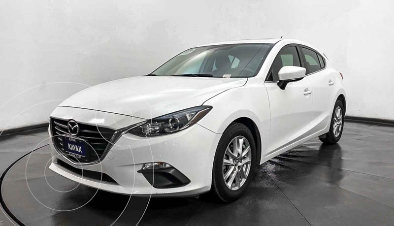 Mazda 3 Hatchback i Grand Touring Aut usado (2015) color Blanco precio $207,999