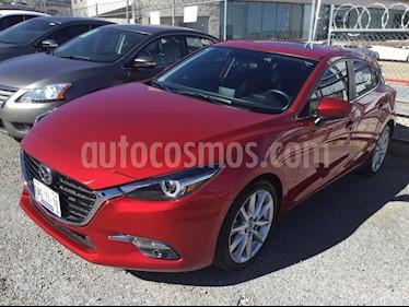 Mazda 3 Hatchback s Grand Touring Aut usado (2018) color Rojo precio $320,000