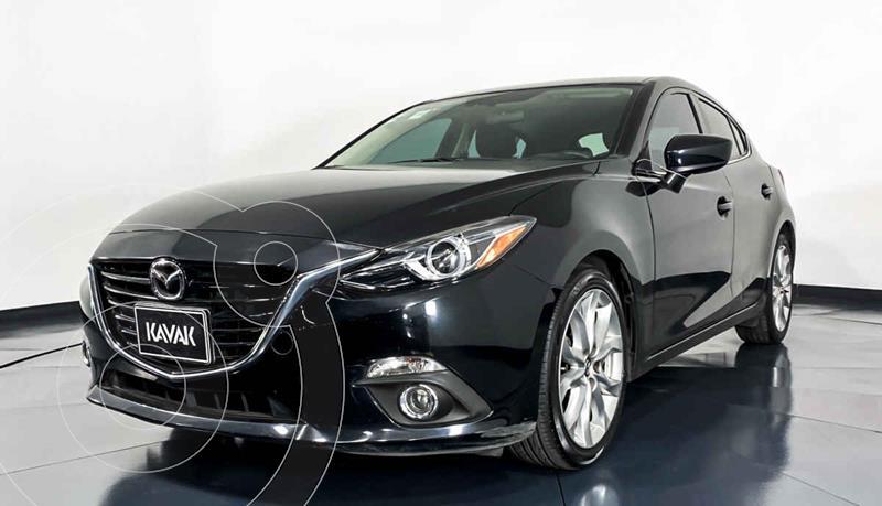 Foto Mazda 3 Hatchback s  usado (2015) color Negro precio $197,999