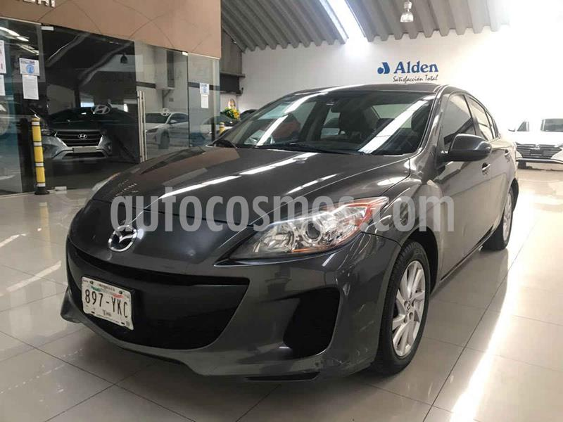 Mazda 3 Hatchback i Touring Aut usado (2012) color Gris precio $125,000