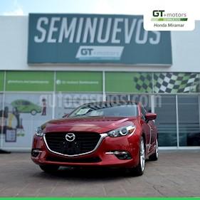 Mazda 3 Hatchback s  Aut usado (2018) color Rojo precio $280,000