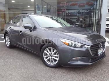 Mazda 3 Hatchback i Touring Aut usado (2017) color Gris precio $225,000