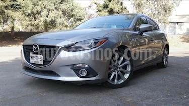 Mazda 3 Hatchback 5P HB S GRAND TOURING 2.5L TA PIEL QC BI-XENON RA usado (2014) color Plata precio $180,000