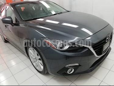 Mazda 3 Hatchback s Grand Touring Aut usado (2016) color Gris precio $210,000