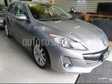 Foto Mazda 3 Hatchback s Grand Touring Aut usado (2012) color Aluminio precio $165,000