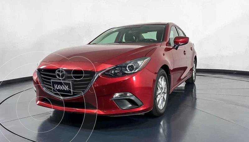 Foto Mazda 3 Hatchback s  usado (2015) color Rojo precio $226,999