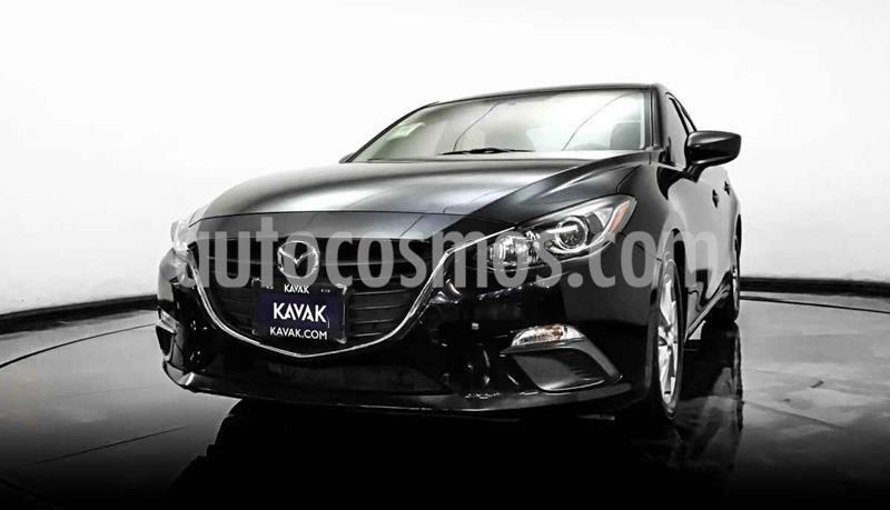Mazda 3 Hatchback s usado (2016) color Negro precio $217,999