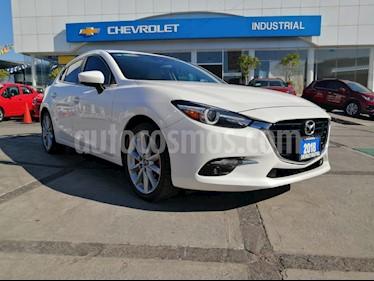 Mazda 3 Hatchback i Touring Aut usado (2018) color Blanco precio $320,000