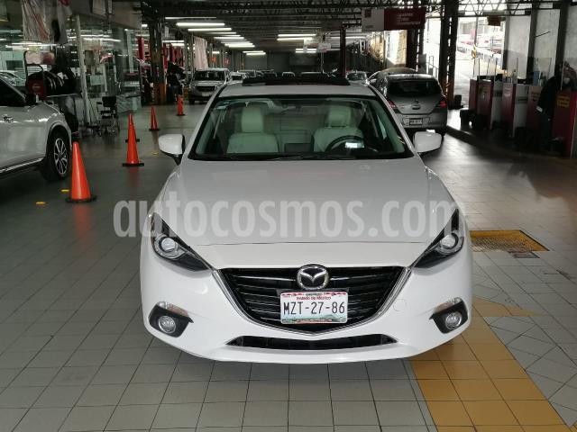 Mazda 3 Hatchback 5P HATCHBACK S GRAND TOURING L4/2.5 AUT usado (2016) color Blanco precio $245,000