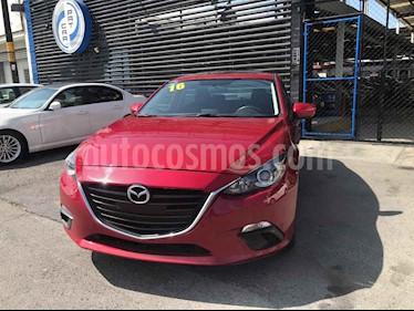 Mazda 3 Hatchback i Sport  Aut usado (2016) color Vino Tinto precio $234,000