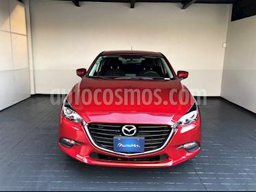 Mazda 3 Hatchback i Touring Aut usado (2017) color Rojo precio $259,000