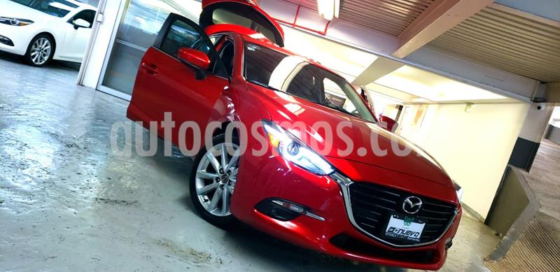 Mazda 3 Hatchback s Grand Touring Aut usado (2018) color Rojo precio $319,000