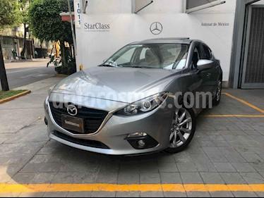 Mazda 3 Hatchback i Touring usado (2016) color Plata precio $235,000