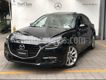 Mazda 3 Hatchback s Grand Touring Aut usado (2017) color Negro precio $288,000