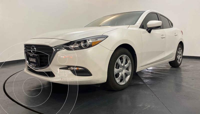 Mazda 3 Hatchback s  Aut usado (2017) color Blanco precio $262,999
