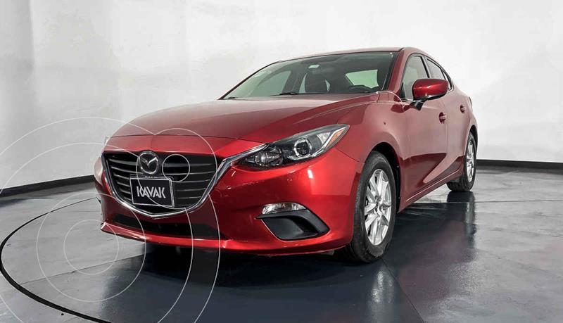 Foto Mazda 3 Hatchback i Touring usado (2015) color Rojo precio $209,999
