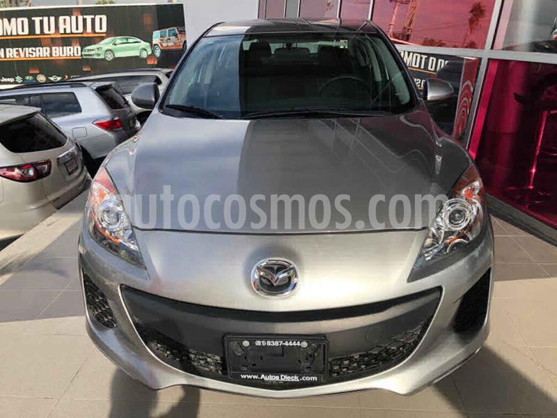 Mazda 3 Hatchback i Touring Aut usado (2012) color Gris precio $149,000