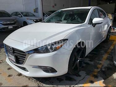 Mazda 3 Hatchback s Sport usado (2018) color Blanco precio $265,000