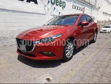 Mazda 3 Hatchback 4P I TOURING 2.5L TM6 QC RA-16 usado (2018) color Rojo precio $299,000
