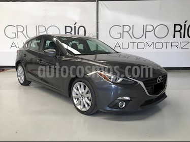 Mazda 3 Hatchback s Grand Touring Aut usado (2016) color Gris precio $248,000