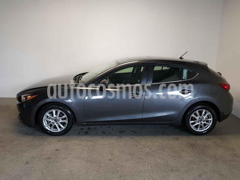 Mazda 3 Hatchback i Touring usado (2015) color Gris precio $197,000