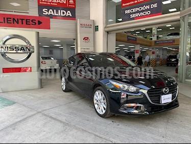 Mazda 3 Hatchback i Sport  Aut usado (2018) color Negro precio $285,000