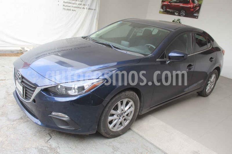 Mazda 3 Hatchback i Touring usado (2016) color Azul precio $195,000