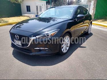 Mazda 3 Hatchback s Grand Touring Aut usado (2017) color Negro precio $247,000