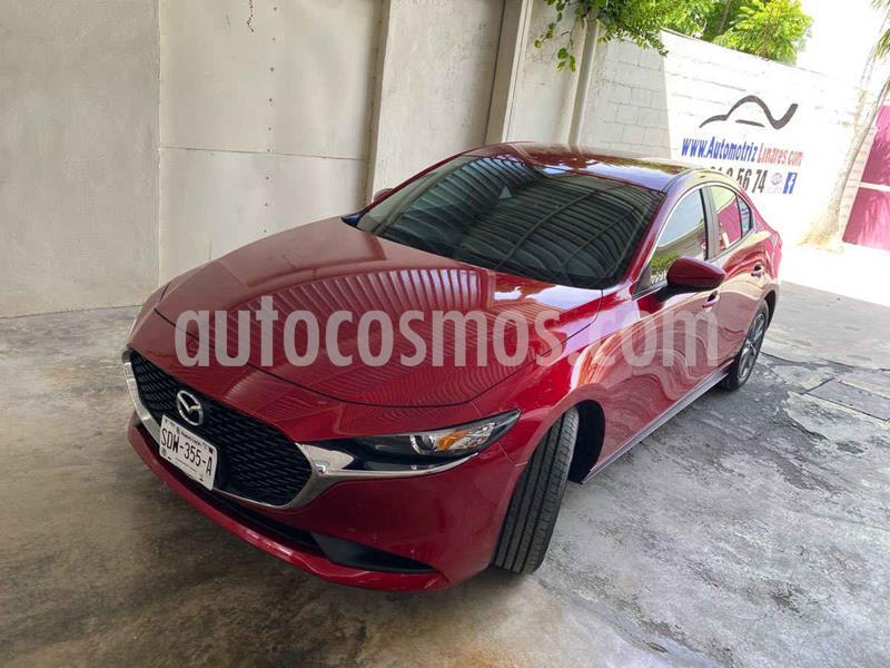 Mazda 3 Hatchback i Aut usado (2020) color Rojo precio $325,000