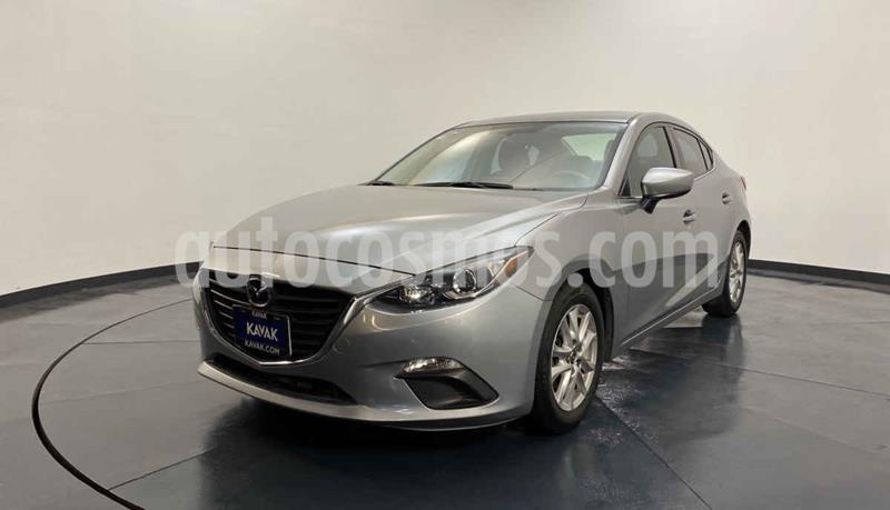 Mazda 3 Hatchback i Touring Aut usado (2016) color Gris precio $204,999
