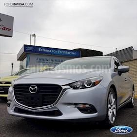 Mazda 3 Hatchback Sport usado (2018) color Plata precio $299,000