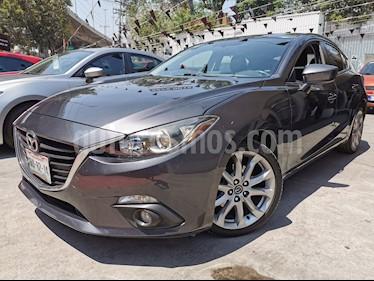 Mazda 3 Hatchback i Sport usado (2016) color Gris Titanio precio $215,000