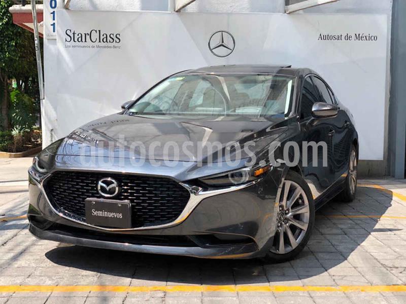 Mazda 3 Hatchback i Grand Touring Aut usado (2020) color Gris precio $365,000