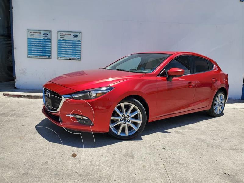 Foto Mazda 3 Hatchback s Grand Touring Aut usado (2017) color Rojo precio $285,000