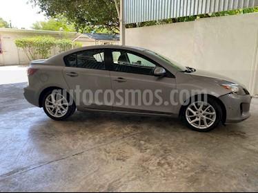 Mazda 3 Hatchback s Aut usado (2012) color Gris precio $110,000