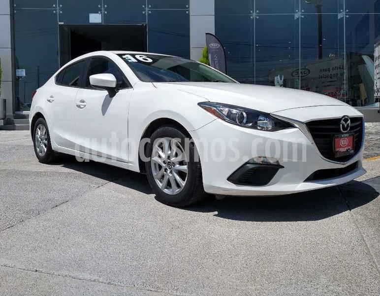 Mazda 3 Hatchback i Touring usado (2016) color Blanco precio $204,900