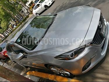Mazda 3 Hatchback s Grand Touring Aut usado (2017) color Plata Sonic precio $260,000