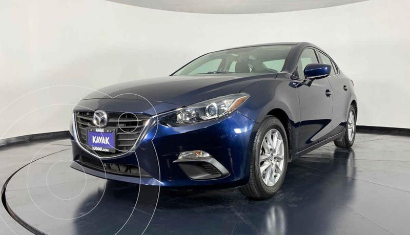 Foto Mazda 3 Hatchback i Touring usado (2015) color Azul precio $212,999