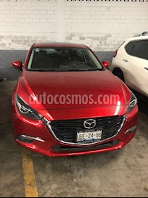 Foto Mazda 3 Hatchback i Grand Touring Aut usado (2018) color Rojo precio $315,000