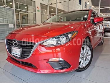 Mazda 3 Hatchback i Touring usado (2016) color Rojo precio $230,000