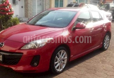 Mazda 3 Hatchback s Sport usado (2013) color Rojo precio $169,000