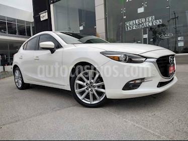 Mazda 3 Hatchback s Grand Touring Aut usado (2018) color Blanco precio $289,000
