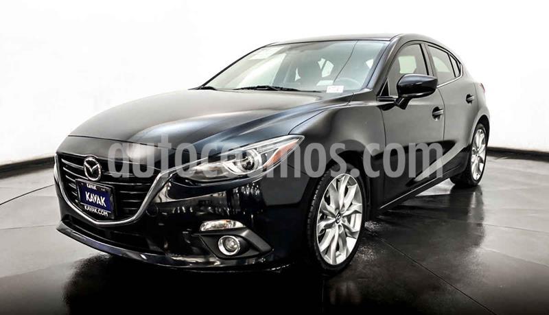 Mazda 3 Hatchback i Grand Touring Aut usado (2015) color Negro precio $227,999