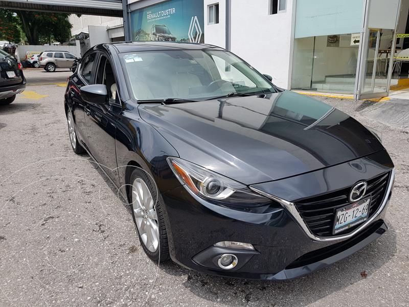 Foto Mazda 3 Hatchback Grand Touring usado (2016) color Negro precio $234,000